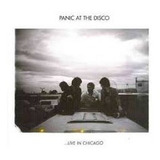 Cd Live In Chicago Panic At The Disco