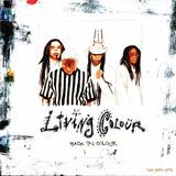 Cd Living Colour   Back In Colour