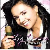 Cd Liz Lanne   Glorifica Ao Vivo   Lacrado