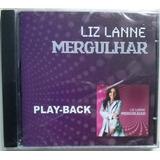 Cd Liz Lanne   Mergulhar   Playback