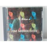 Cd Lizard King Tribute To Jim Morrison W E Cover The Doors