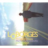Cd Lô Borges E Convidados   Horizonte Vertical