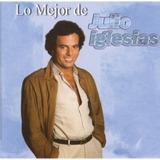 Cd Lo Mejor De Julio Iglesias