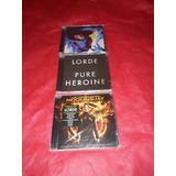 Cd Lorde   Pure Heroine Lacrado 3 Cds