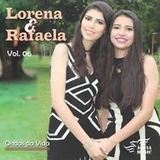 Cd Lorena E Rafaela Vol 06 Ondas Da Vida