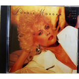 Cd Lorrie Morgan   Leave The Light On   Cd Importado Country