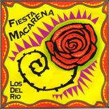 Cd Los Del Rio   Fiesta Macarena Impecável Usado Remix 1996