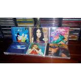 Cd Lote 6 Cds Cantores Dance Music Pop Anos 90 Shakira Aqua
