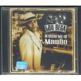 Cd Lou Bega A Little Bit Of Mambo   Original Seminovo