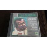 Cd Louis Armstrong la Vie En Rose Novo Lacrado 576