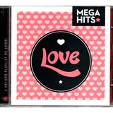 Cd Love   Mega Hits Com Paul Young E Muito Mais