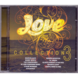 Cd Love Collction   Vol 3   Marvin Gaye   Novo