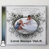 Cd Love Songs Vol 4 Simon Garfunkel Bj Thomas John Denver