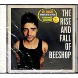 Cd Lucas Fresno The Rise And Fall Of Beeshop   Novo Lacrado