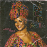 Cd Luciana Mello   Na Luz Do Samba   Novo