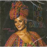 Cd Luciana Mello   Na Luz Do Samba