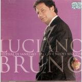 Cd Luciano Bruno   Festival Di Sanremo Vecchi E Nuovi