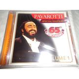Cd Luciano Pavarotti 65th Birthday Vol 1 Importado Lacrado