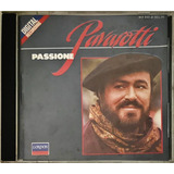 Cd Luciano Pavarotti Passione 1988 Polygram   C4