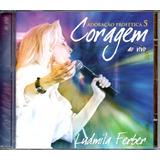 Cd Ludmila Ferber   Coragem Ao Vivo Adoração Profética 5