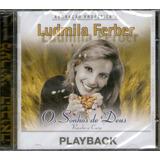 Cd Ludmila Ferber   Os Sonhos De Deus Playback