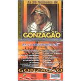 Cd Luiz Gonzaga   As 20 Melhores De Gonzagão