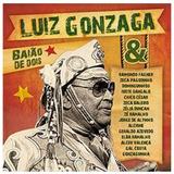 Cd Luiz Gonzaga   Baião De Dois Original Novo Lacrado