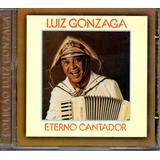 Cd Luiz Gonzaga   Eterno Cantador