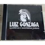 Cd Luiz Gonzaga   Gonzagão Quadrilhas E Marchinhas Juninas