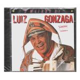 Cd Luiz Gonzaga   O Melhor De    Original E Lacrado