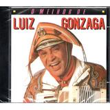 Cd Luiz Gonzaga   O Melhor De Luiz Gonzaga