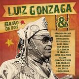 Cd Luiz Gonzaga Baião De Dois   Novo Lacrado Original