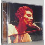 Cd Luiz Gonzaga Júnior   Gonzaguinha