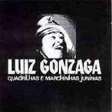 Cd Luiz Gonzaga Quadrilhas E Marchinhas Juninas Pop Forro