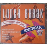 Cd Lunch Break   Summer Edition Fragma Marion K   Novo