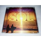 Cd Luz Do Sol   Trilha Sonora Nacional Novela Record 2007