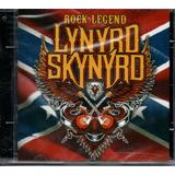 Cd Lynyrd Skynyrd   Rock Legend