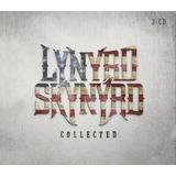 Cd Lynyrd Skynyrd Collected Triplo