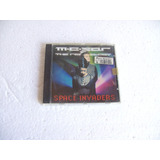 Cd M c  Sar E The Real Mccoy Space Invaders Ano 1994
