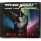 Cd M c sar E The Real Mccoy space Invaders 1994 raro novinho