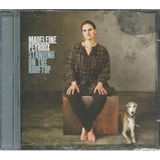 Cd Madeleine Peyroux   Standing On The Rooftop novo lacrado
