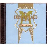 Cd Madonna   The Immaculate Collection   Novo
