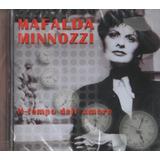 Cd Mafalda Minnozzi Il Tempo Dell Amore Feat Peninha Lacrado