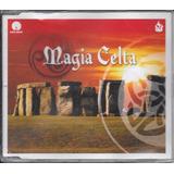 Cd Magia Celta Azul Music Corciolli