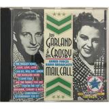Cd Mail Call With Judy Garland And Bing Crosby Importado A2