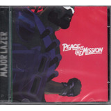 Cd Major Lazer   Peace Is The Mission