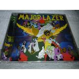 Cd Major Lazer Free The Universe 2013