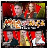 Cd Malla 100 Alça   Vol 5 Tour 2010