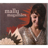 Cd Mallu Magalhães Digipack Original Lacrado