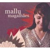 Cd Mallu Magalhães digipack